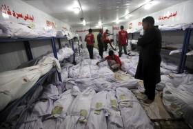 [Chùm ảnh] Hàng trăm người chết la liệt vì nắng nóng 45 độ tại Pakistan