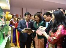 Phó Thủ tướng Trịnh Đình Dũng dự khai mạc Hội chợ Trung Quốc - Nam Á