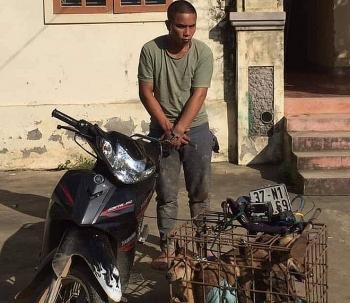 """Tin tức ANTT ngày 7/6: Vây bắt 2 tên """"cẩu tặc"""" mang theo đao đi trộm chó"""
