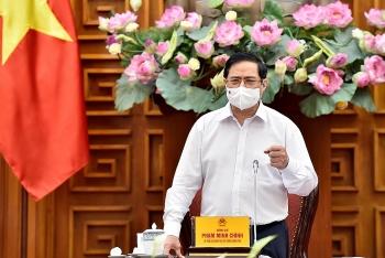Thủ tướng Phạm Minh Chính: Quy hoạch xây dựng cần có tầm nhìn dài hạn, bài bản