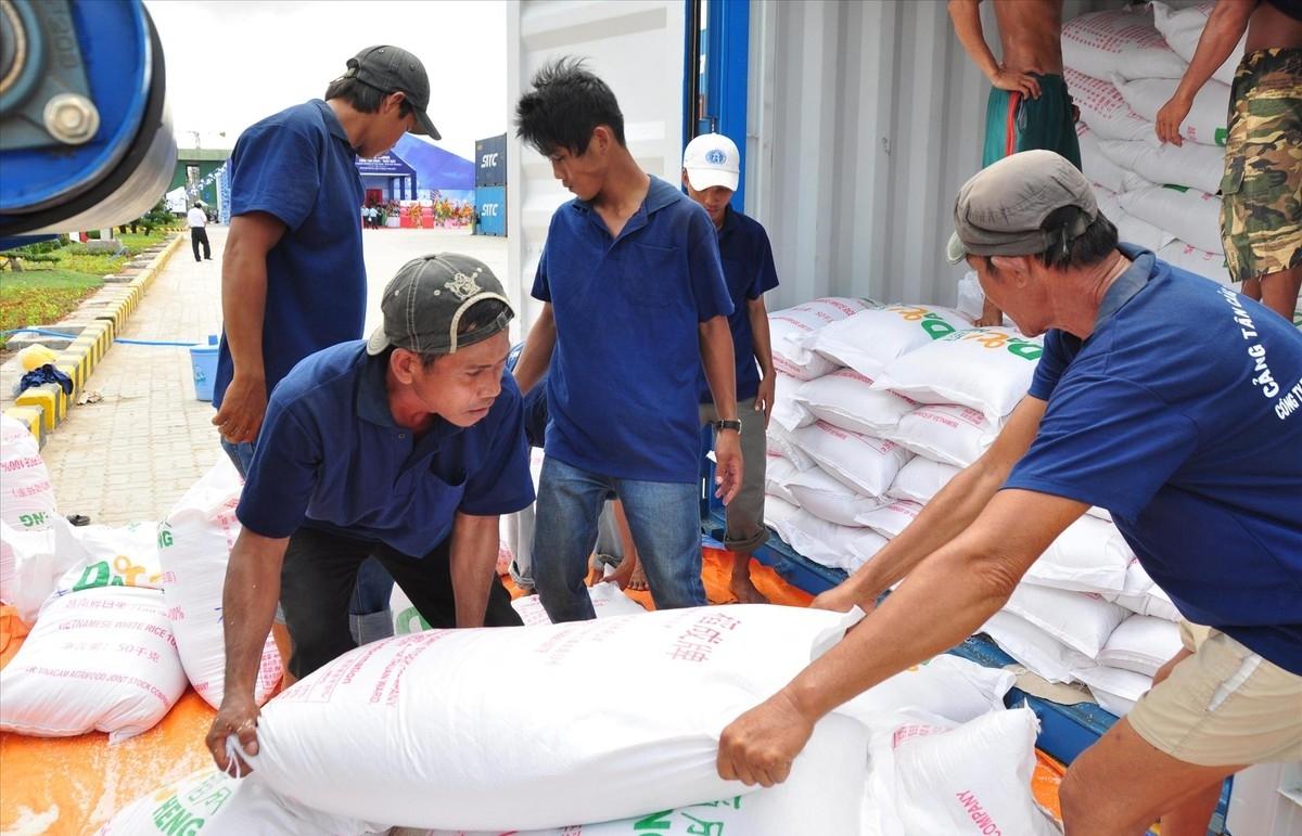 Hỗ trợ gạo cho tỉnh Quảng Trị thời gian giáp hạt