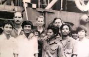 Nghe cựu binh kể chuyện cứu phi công Mỹ giữa Trường Sa