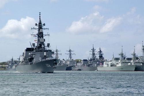 Đấu trường Thái Bình Dương và cuộc đối đầu Mỹ - Trung: Một kỷ nguyên 'Hậu Tomahawk'
