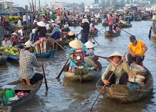 Tìm hướng ra biển cho Đồng bằng sông Cửu Long