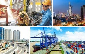 Tăng trưởng GDP 9 tháng đạt 6,98%