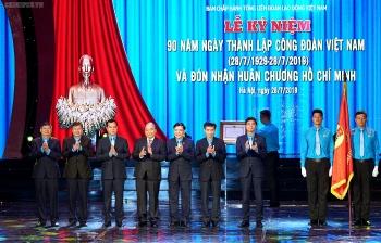 cong doan viet nam nhan huan chuong ho chi minh lan thu 3