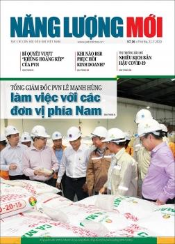 Đón đọc Tạp chí Năng lượng Mới số 16, phát hành thứ Ba ngày 21/7/2020