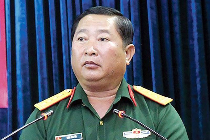Thủ tướng quyết định thi hành kỷ luật Thiếu tướng Trần Văn Tài