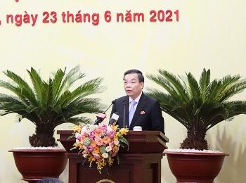 Thủ tướng phê chuẩn Chủ tịch, Phó Chủ tịch UBND TP. Hà Nội nhiệm kỳ 2021-2026