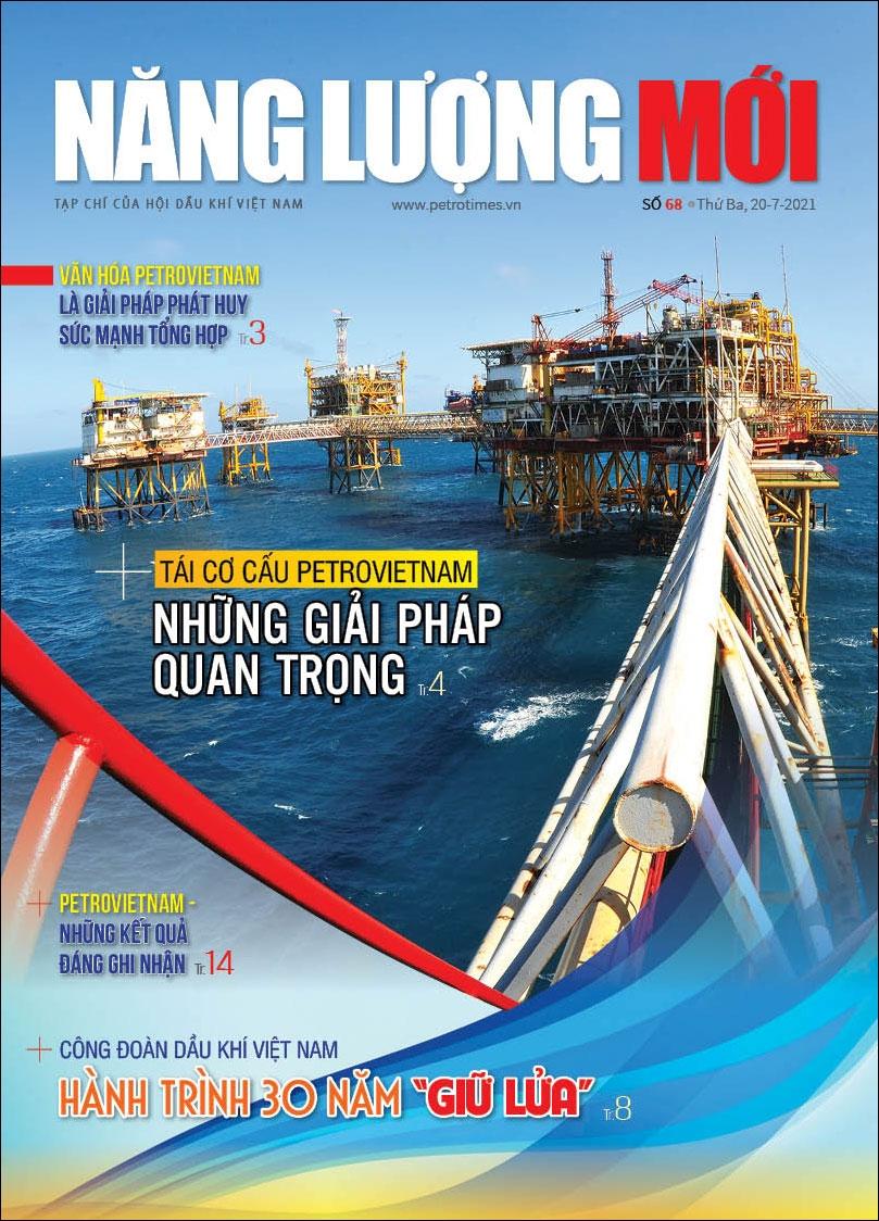 Đón đọc Tạp chí Năng lượng Mới số 68, phát hành thứ Ba ngày 20/7/2021