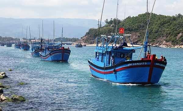 Xử nghiêm việc đưa tàu cá Việt Nam đánh bắt trái phép ở nước ngoài