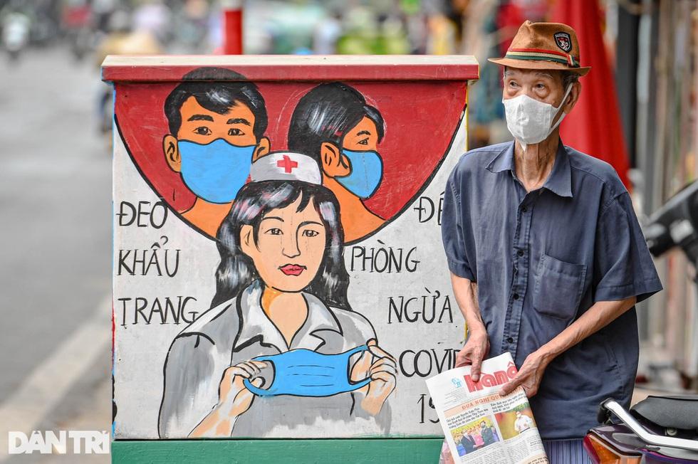 Nhìn lại hơn 20 ngày Hà Nội đối đầu với sóng dịch Delta - 8