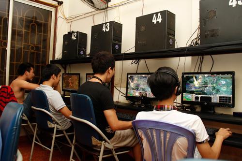 """Trò chơi điện tử khiến trẻ em chỉ sợ cái """"ảo""""!"""