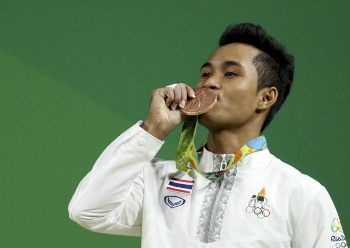 Bà nội đột tử vì cháu giành huy chương Olympic