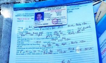 Quảng Nam: Nhiều tài xế dùng bằng lái giả