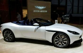 Hãng siêu xe Aston Martin chuẩn bị IPO