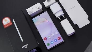 Galaxy Note10+ 5G giá 20 triệu đồng tại Việt Nam