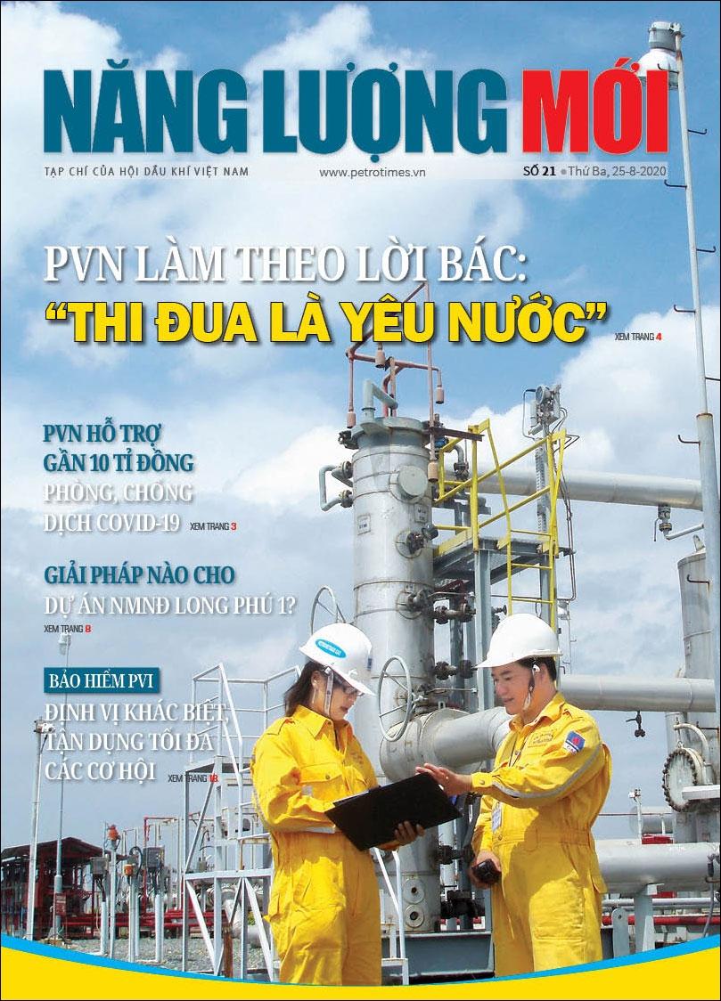 Đón đọc Tạp chí Năng lượng Mới số 21, phát hành thứ Ba ngày 25/8/2020
