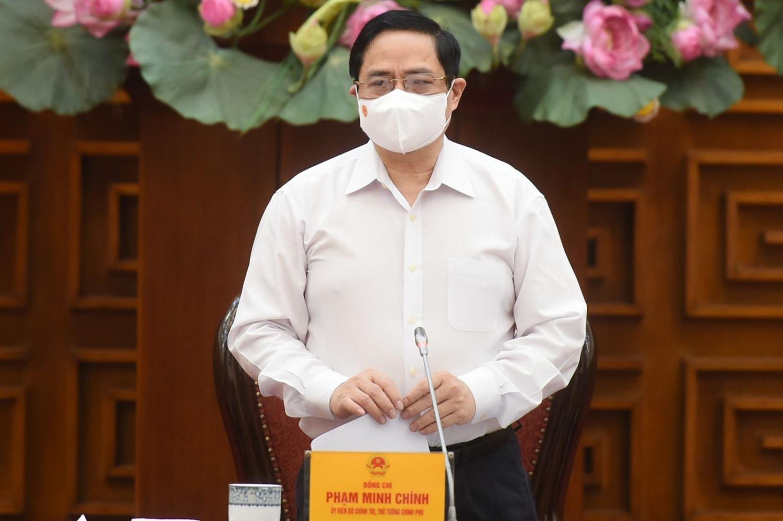 Thủ tướng Chính phủ gửi thư khen các lực lượng tuyến đầu phòng, chống dịch COVID-19