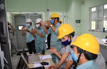 Hoàn thành phát điện tổ máy H5 Dự án mở rộng Nhà máy Thủy điện Đa Nhim