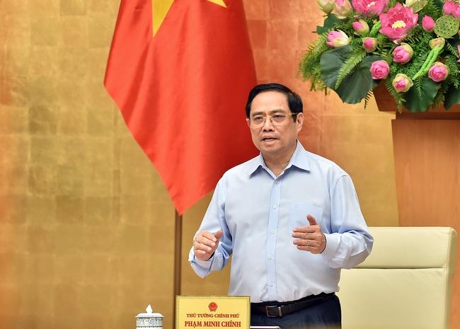 Thủ tướng Phạm Minh Chính sẽ chỉ đạo, điều phối chung công tác phòng, chống dịch COVID-19