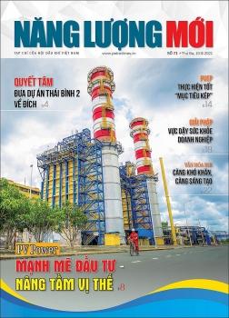 Đón đọc Tạp chí Năng lượng Mới số 71, phát hành thứ Ba ngày 10/8/2021