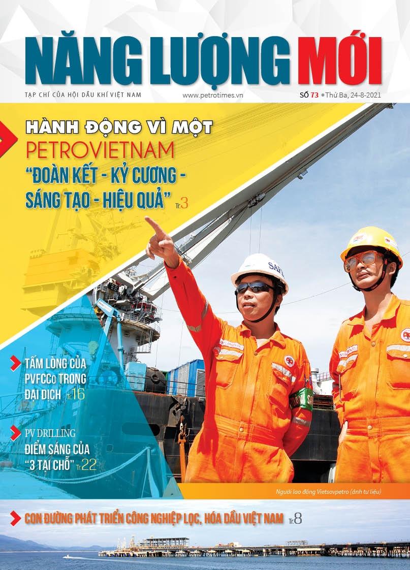 Đón đọc Tạp chí Năng lượng Mới số 73, phát hành thứ Ba ngày 24/8/2021