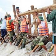 Chính phủ xuất cấp vật tư, thiết bị phòng chống thiên tai và tìm kiếm cứu nạn