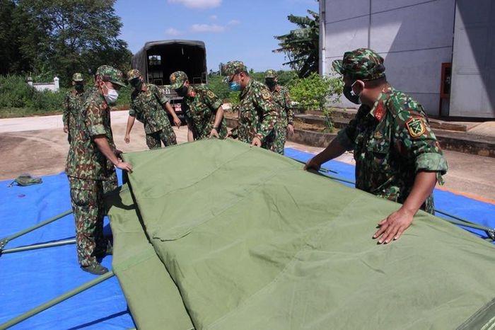 Thủ tướng Chính phủ chỉ đạo xuất cấp vật tư, thiết bị cho Bộ Quốc phòng để phòng, chống dịch COVID-19