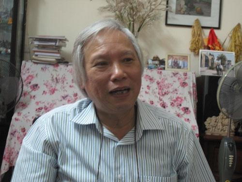 """PGS.TS Nguyễn Văn Huy: """"Phải thay đổi tư duy làm bảo tàng"""""""