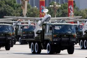 Trung Quốc và chiến thuật UAV tại Biển Đông