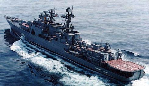 Hải quân Nga - hào quang đang trở lại