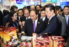 Thủ tướng Nguyễn Xuân Phúc dự Lễ khai mạc CAEXPO và CABIS 13