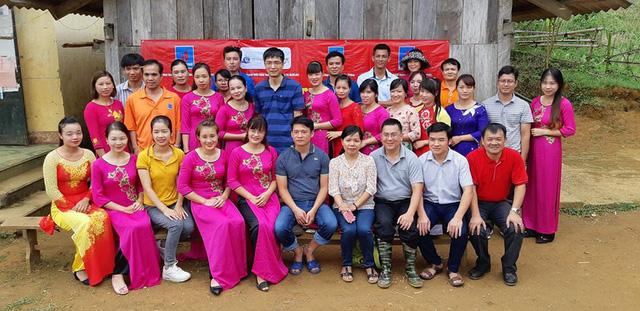 khoi cong cong trinh phong hoc dan tri thu 22 tai diem truong lung kim cao bang