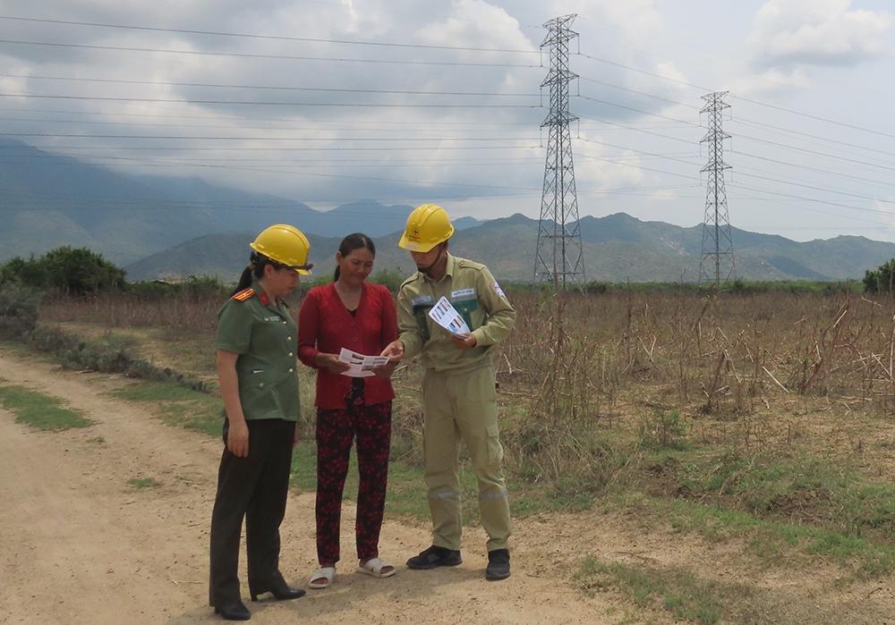 Đảm bảo an toàn lưới điện truyền tải 500kV khu vực Nam miền Trung và Tây Nguyên