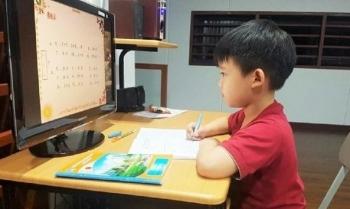 1,5 triệu học sinh trên cả nước còn thiếu máy tính