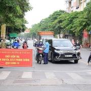 Công điện của Thủ tướng Chính phủ về bảo đảm an ninh trật tự, phòng chống cháy nổ và xử lý vi phạm trong phòng, chống dịch COVID-19