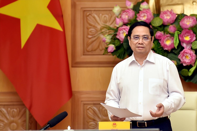 Kết luận của Thủ tướng Chính phủ Phạm Minh Chính tại cuộc gặp mặt với các nhà khoa học ngành Y tế
