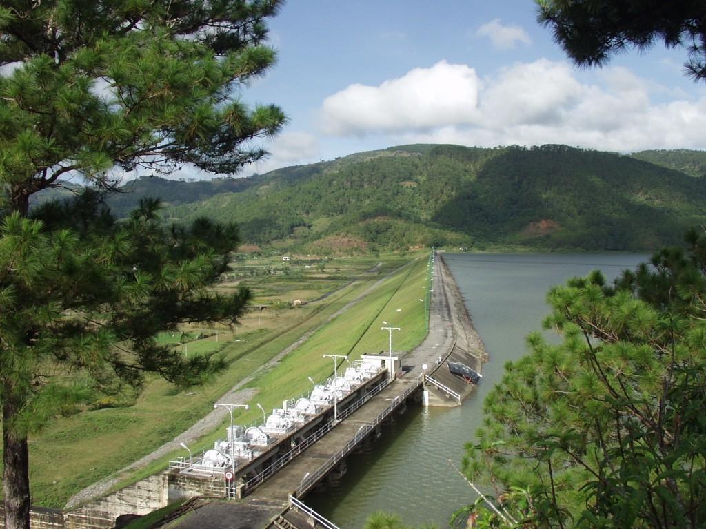 Hồ Đơn Dương - Hồ thủy điện chiến lược đa mục tiêu