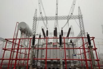 Hoàn thành toàn bộ công trình Trạm biến áp 220kV Lao Bảo (Quảng Trị)