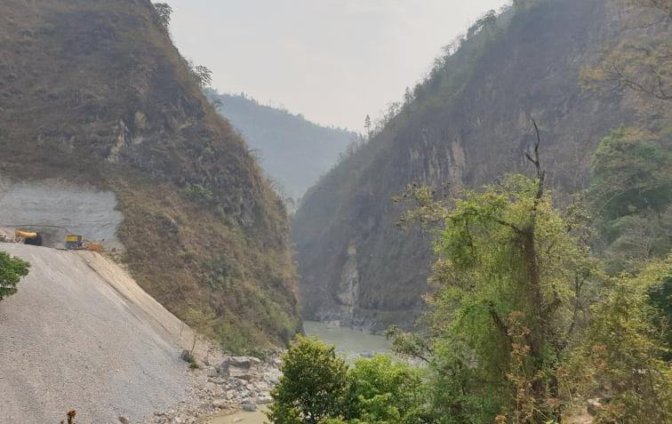 PECC1 ký hợp đồng tư vấn thiết kế hạng mục Cụm đầu mối cho công trình thủy điện có đập cao nhất Nepal