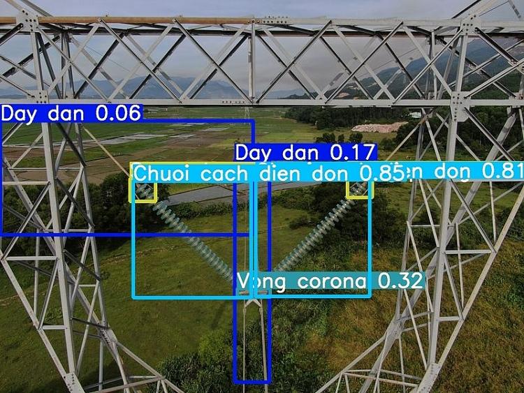 Ứng dụng trí tuệ nhân tạo vào hệ thống camera quan sát trên đường dây