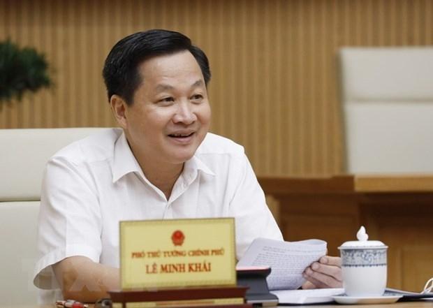 Phó Thủ tướng Chính phủ Lê Minh Khái làm Trưởng Ban chỉ đạo điều hành giá
