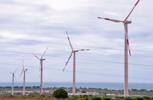 """""""Việt Nam có tiềm năng lớn về nguồn năng lượng tái tạo"""""""