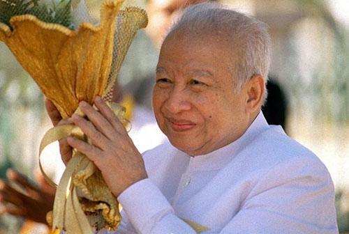 Norodom Sihanouk - người bạn lớn của nhân dân thế giới