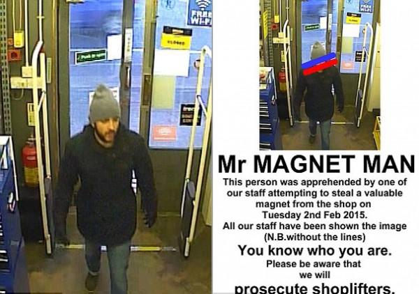 Tên trộm bị tóm gọn vì đến đồn cảnh sát để phàn nàn
