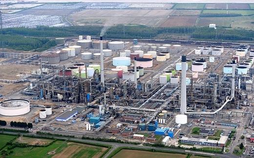 Wood trúng thầu hợp đồng cung cấp dịch vụ bảo dưỡng NMLD của Total
