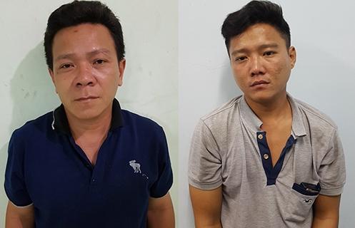 Bảo vệ công ty ở Sài Gòn dẫn người nhà vào trộm tài sản
