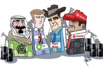 """Dấu ấn của các """"ông lớn"""" ngành dầu khí trong đại dịch"""