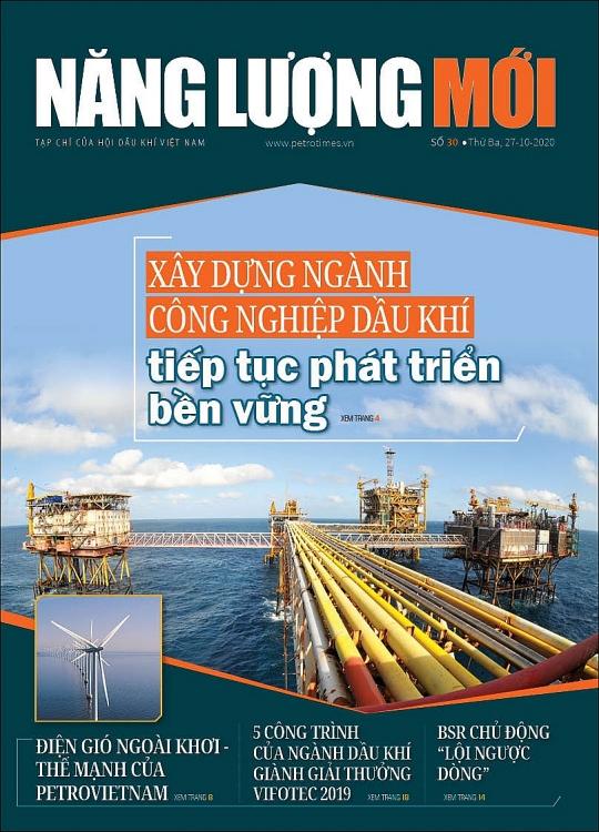 Đón đọc Tạp chí Năng lượng Mới số 30, phát hành thứ Ba ngày 27/10/2020